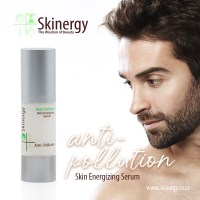 Anti-polution skin energizing serum